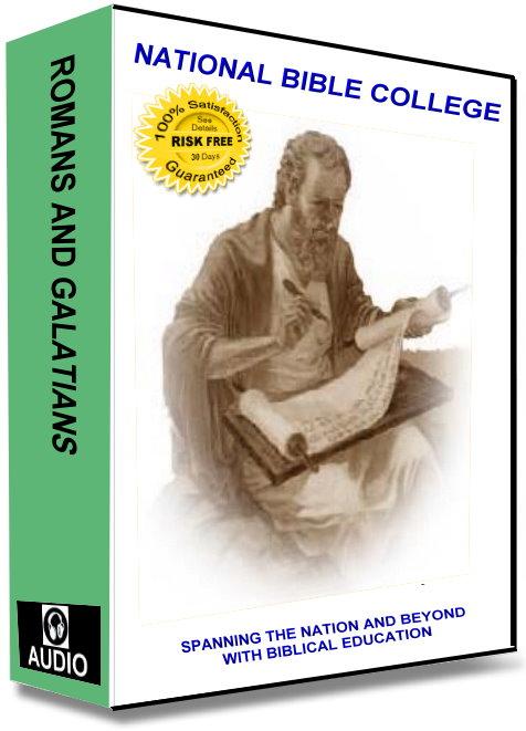Romans and Galatians Audio Course