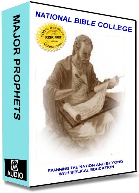 Major Prophets Audio Course