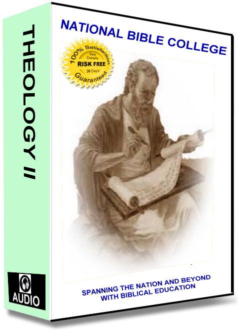 Theology II Audio Course