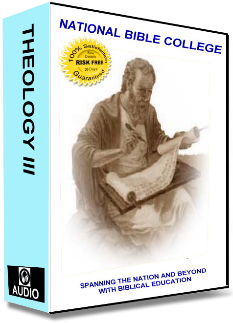 Theology III Audio Course