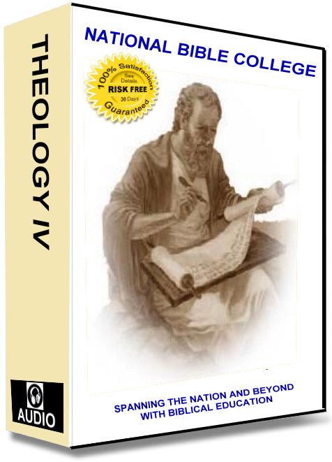 Theology IV Audio Course